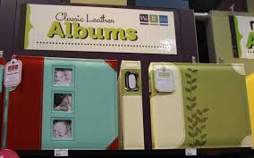 Designer Photo Albums Cha Summer 2011 We R Memory Keepers Craft Critique
