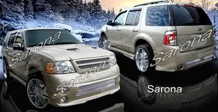 2005 ford explorer custom ford explorer kit suv sav crossover 2002 2005 1650 00