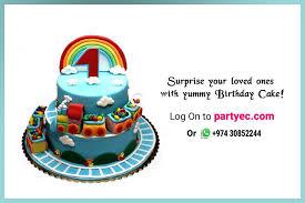 order birthday cake order birthday cakes online in qatar qatar living