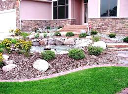 Front Garden Fence Ideas Landscape Designs Front Yard Large Size Of Garden Ideas For Front