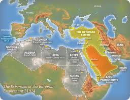 middle east map medina npr