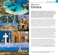 Corsica Map Top 10 Corsica Dk Eyewitness Travel Guide Amazon Co Uk Dk