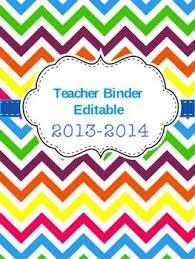 31 best teacher binder images on pinterest classroom