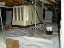 Built In Dehumidifiers For Basements by What Is The Best Way To Deal With Crawl Space Air