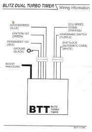 blitz fatt dc turbo timer wiring diagram tail lights wiring