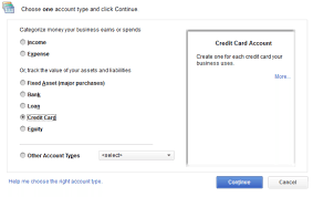 Card One Banking Business Account Tracking Your Credit Card Liabilities In Quickbooks Welcome To