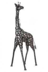 home decor giraffe tall giraffe statue foter