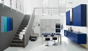 d馗oration peinture cuisine cuisine bleu plus de 50 suggestions de décoration