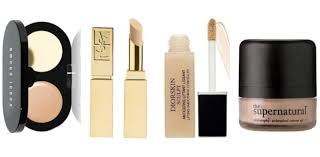 the concealer guide glam