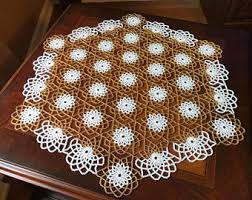 Beaded Table Linens - beaded placemat etsy