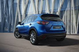 small mazda all new mazda cx5 small crossover revealed autotribute