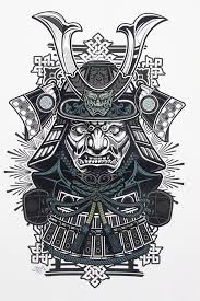 18 samurai designs