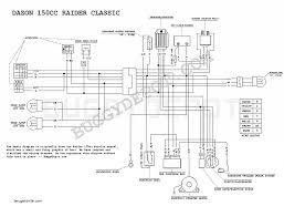 roketa go kart wiring diagram inspirational 150cc wiring diagram