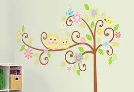 Kids Room Wall Decor Stickers by Wall Stickers For Kids Rooms Home Decor Idea