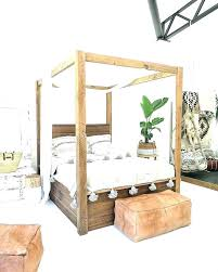 4 Post Bed Frame 4 Post Canopy Modern 4 Post Best 4 Post Bed Ideas On Canopy For 4