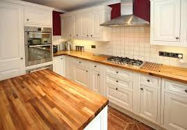 cuisine plan de travail bois cuisine plan de travail bois cuisine bois clair plan de travail