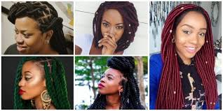 hairstyles with wool hair styles in nigeria from yarn twist braids to french braids