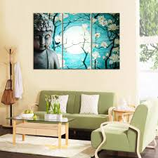 Canvas Home Store by Buddha Canvas Art Magnolia Flowers Canvas Painting Home Decor