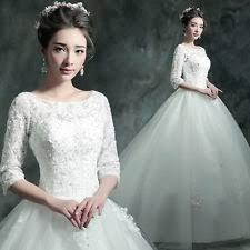 wedding dress korea korean white wedding dress ebay