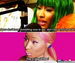 Nicki Minaj Meme - nicki minaj by siwax meme center
