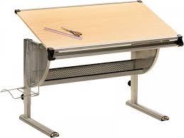 Funktions Schreibtisch U201eibo U201c Metall Mdf Ahorn 24 Kg Kaufen Bei