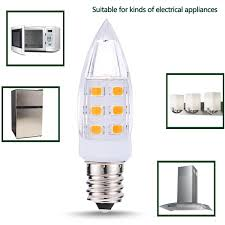 Led C7 Light Bulbs by Led C7 Night Light Bulbs 0 8w 7w Incandescent Equivalent 100lm