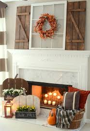 Diy Fireplace Cover Up 25 Best Fall Fireplace Decor Ideas On Pinterest Autumn