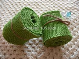 colored burlap ribbon online get cheap color jute ribbon aliexpress alibaba