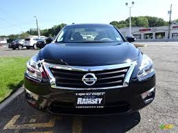 nissan altima 2015 black 2015 super black nissan altima 2 5 sv 106304370 photo 2