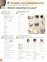 esl adjectives have and have got electronics gadgets and
