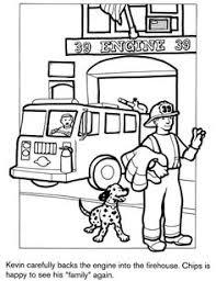 sparky fire dog clipart 32