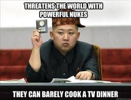 Kim Jong Un Snickers Meme - why does kim jong un want nuclear attack fb memes answer