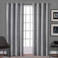 Grey Metallic Curtains Sparkles Dove Grey Heavyweight Metallic Fleck Textured Linen