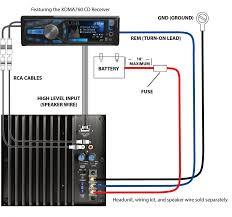 rockford fosgate capacitor wiring diagram dolgular