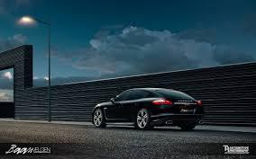 Porsche Panamera Diesel - baanvelgen assembles a new porsche panamera diesel tune