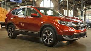 mobil honda crv terbaru honda cr v inilah suv terbaru tahun 2017