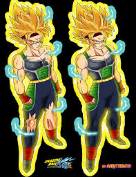 bardock ssj 2 armor damaged color by naruttebayo67 on deviantart