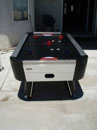 harvil 5 foot air hockey table with electronic scoring harvard 7 foot air hockey table model g03620 for the home