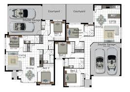 Duplex Plan by 599 Duplex House Plans 2 Story Duplex Plans 3 Bedroom Duplex Plans