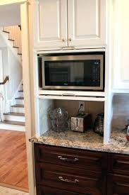 microwave in kitchen cabinet kitchen cabinet with microwave shelf travelcopywriters club