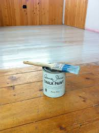 diy how to paint and lacquer a wood floor with sloan s