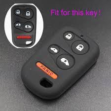2004 honda odyssey key shop xinyuexin silicone car key cover fob for honda