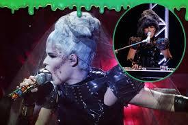 Lady Gaga Bad Romance Saara Aalto Covers Bad Romance On X Factor Fright Night