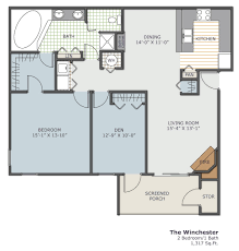 floorplans warner robbins apartments southland station