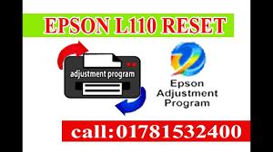reset printer epson l110 manual epson l110 reset adjustment program 100 working youtube