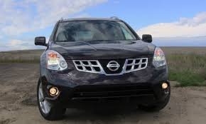 crossover nissan review 2013 nissan rogue sl frugal crossover with luxurious