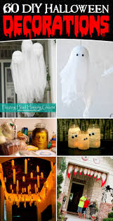 Homemade Halloween Decorations by 60 Best Diy Halloween Decorations For 2017