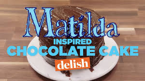 matilda inspired chocolate fudge cake recipe best cake 2017