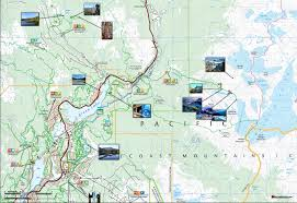 Whistler Canada Map by Ancient Cedars