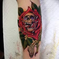 roses arm sleeve tattoo outline three rose flowers tattoo on arm sleeve